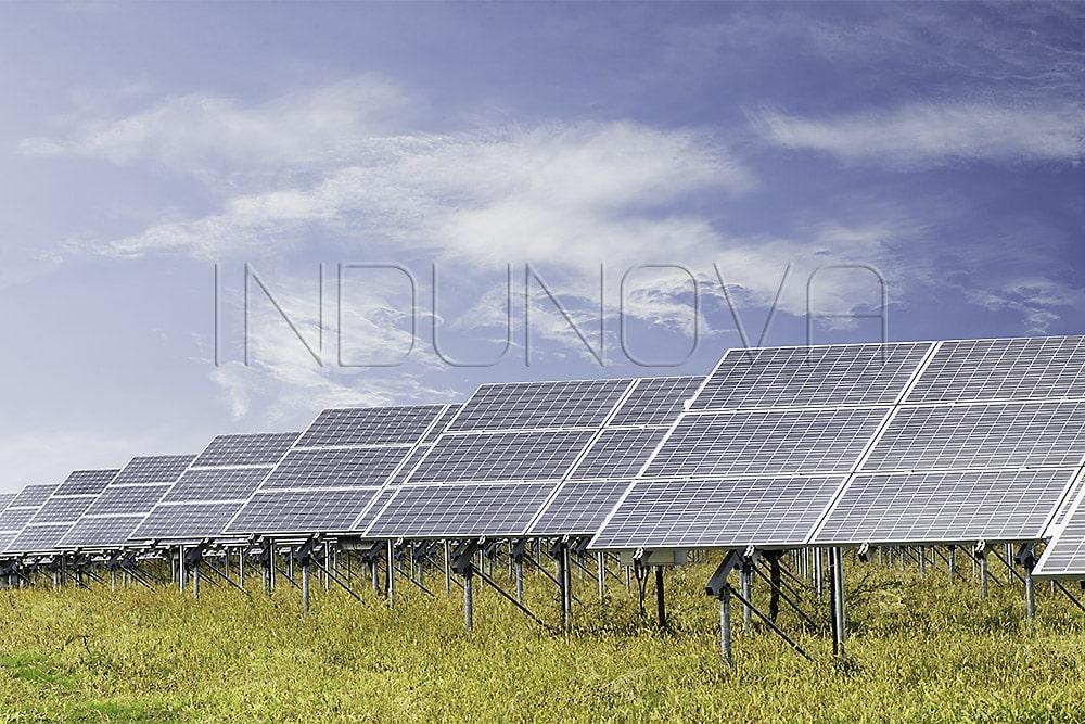 Limpieza criogénica sector fotovoltaico