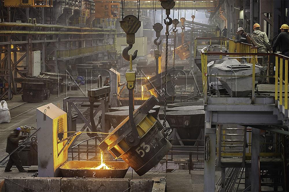 Limpieza criogénica sector metal