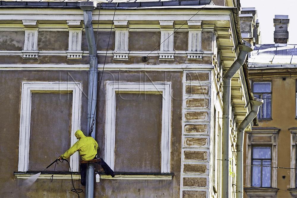 Limpieza criogénica sector construcción