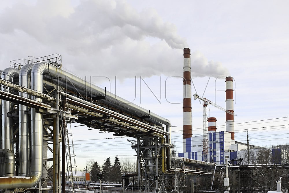Limpieza criogénica industria química