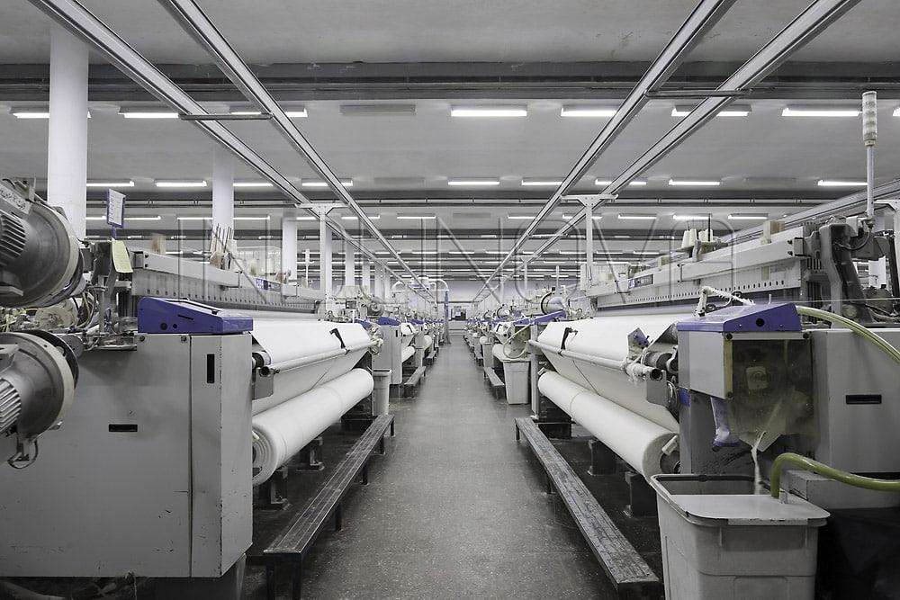 Limpieza criogénica industria textil