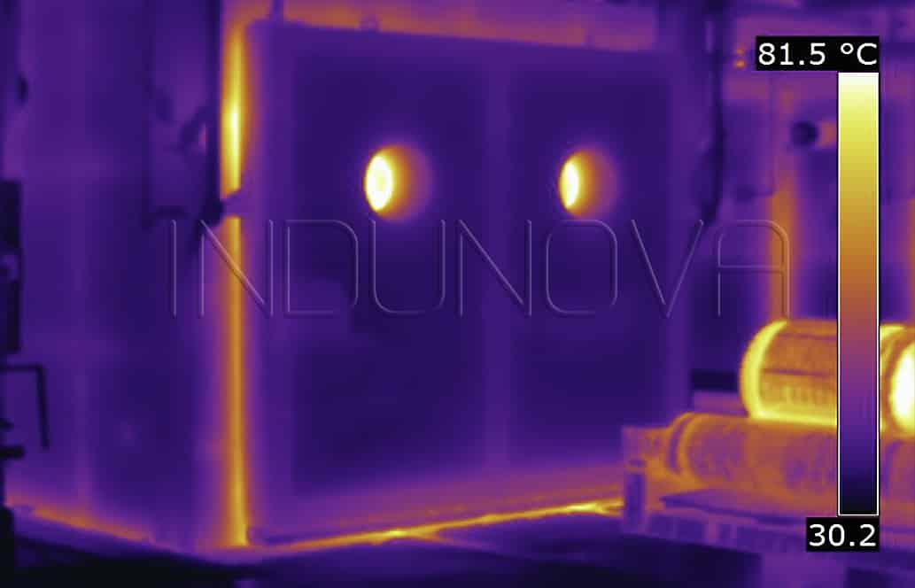 Aplicaciones térmicas de la termografía