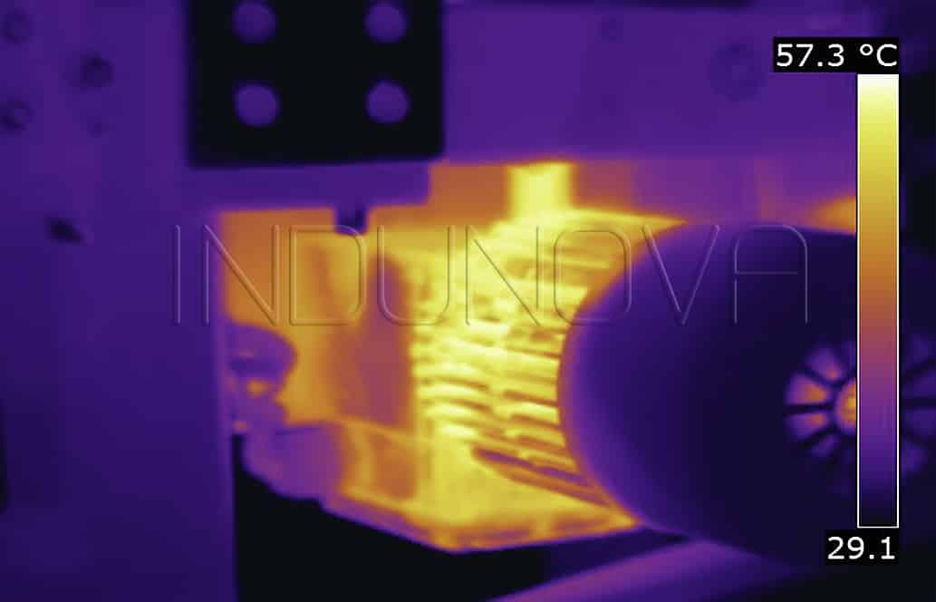 Aplicaciones mecánicas de la termografía