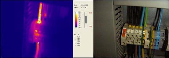 termografia cuadros eléctricos 1