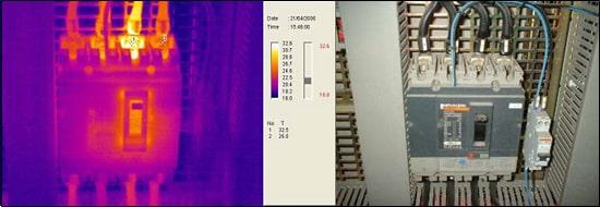 termografia cuadros eléctricos 2