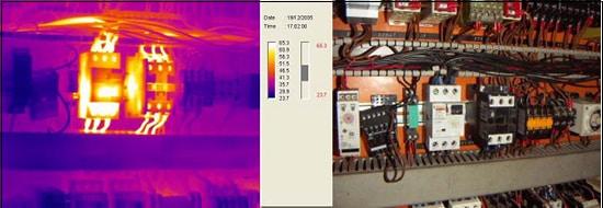termografia cuadros eléctricos 3