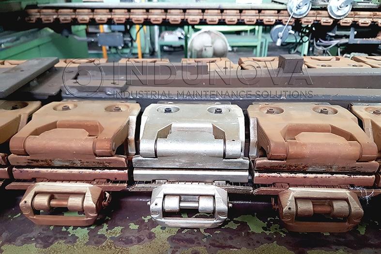 Caso Práctico: Rendimiento de limpieza criogénica en maquinaria textil