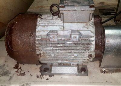 Limpieza criogénica en motores eléctricos