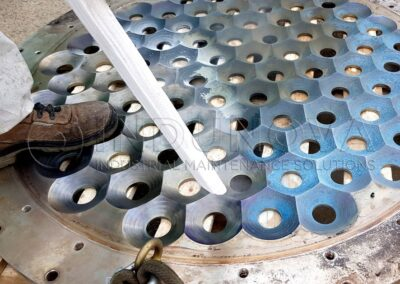 Limpieza criogénica industrial