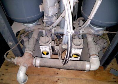 Limpieza de tuberías maquinaria
