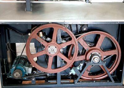 Limpieza criogénica en maquinaria panificadora industrial