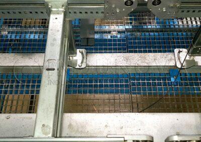 Limpieza criogénica en maquinaria industrial logistica alimentaria