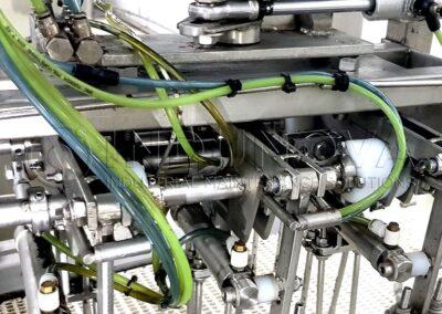 Limpieza criogénica en maquinaria industrial alimentaria